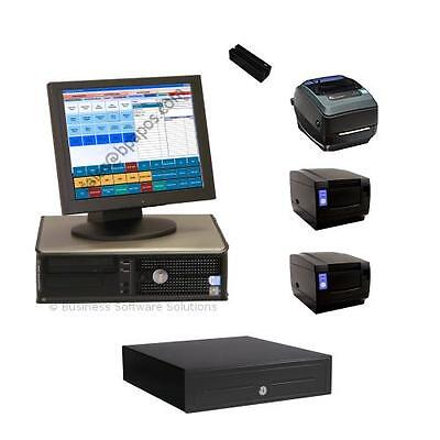 Restaurant DELIVERY Complete POS System W Label Printer