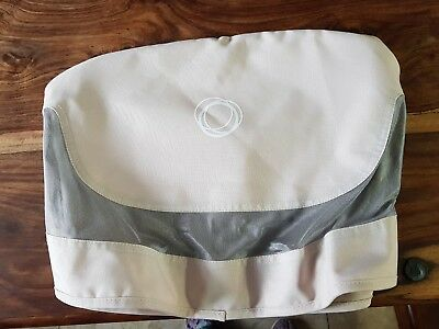 Bugaboo Cameleon 1 2 and 3 hood breezy off white