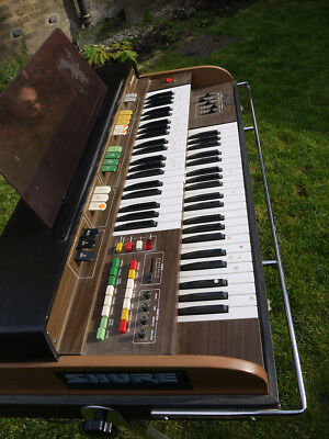 Electric Organ- Orla Prestige with Foot-pedals and Internal Speaker.