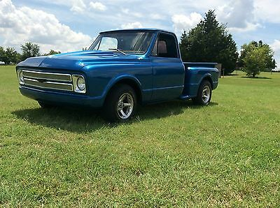 1967 Chevrolet C-10 Short bed step side 1967 Chevy pickup c-10