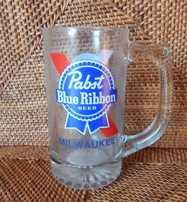 Pabst Blue Ribbon 1980's Milwaukee Mug