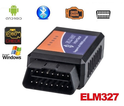 OBD2 ELM327 V1.5 Scanner de voiture Bluetooth Android Torque Auto Scan Tool