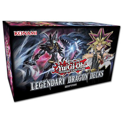 Yu-Gi-Oh! Legendary Dragon Decks - Holiday Box 2017 - Deutsch