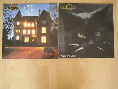 """2 x C.C.Catch - """"Welcome To The Heartbreak Hotel"""" & """"Catch The Catch"""""""