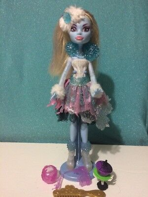 Monster High - Ghouls Rule - Abbey Bominable Doll