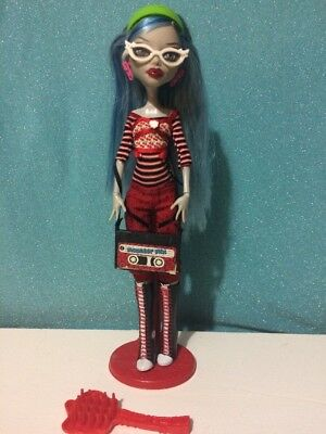 Monster High - Original/Signature Look - Ghoulia Yelps Doll