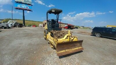 2004 Bomag BW145PDH-3   145-3 Single Drum Vibratory Ride on Packer