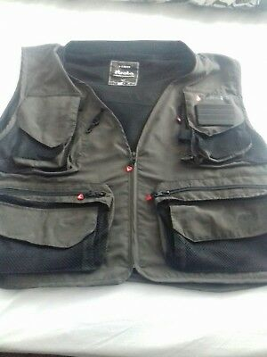 Greys strata fly vest/accessories