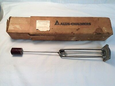 FUEL GAUGE  3D7 For ALLIS CHALMERS Marked 311D-5-15 On Gauge Front-New In Box