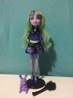 Monster High - 13 Wishes - Original/Signature Look - Twyla Doll