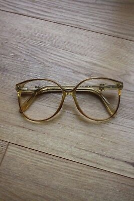 True Vintage Yves Saint Laurent YSL Frame Brille Glasses Eighties Achtziger