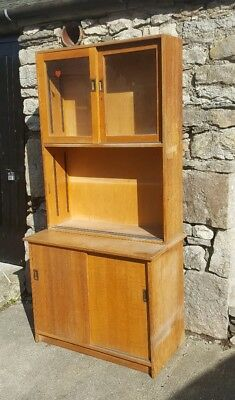 Vintage School Cupboard - Industrial -Reclaimed - Courier Available