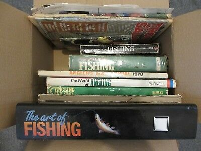 RARE 1st PIKE ANGLERS MANUAL by BARRIE RICKARDS and MARTIN GAY Fishing Rigs Book