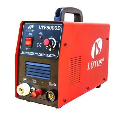 Plasma Cutter Lotos LTP5000D New and unused - Open Box