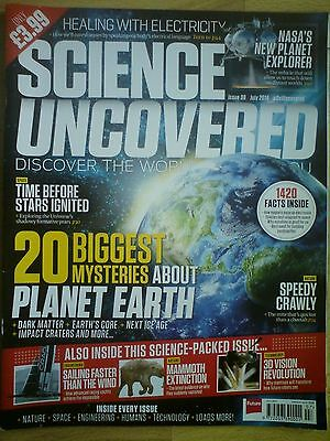 Science Uncovered  issue 08 July 2014