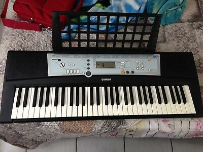 keyboard yamaha psr 220 psr 220 gebraucht eur 50 00. Black Bedroom Furniture Sets. Home Design Ideas