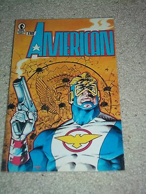 The American Graphic Novel TPB, Book One,1-4, 2008,Dark Horse Comics,See Others