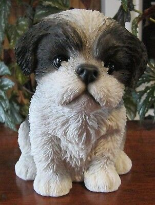 New Pet Pals Shih Tzu Puppy Figurine