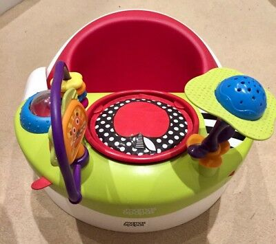Mamas And Papas Baby Snug with Play Tray Seat
