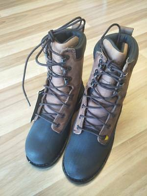 """Lacrosse Highwall Mining 8"""" Boot - Brown, Size 12"""