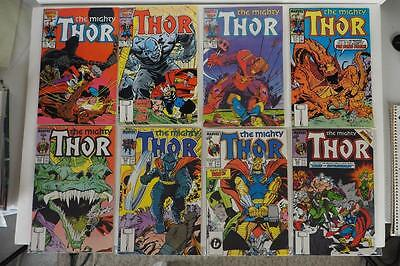 Thor, 1987-89, 32 Book Lot, Vf Or Better_No Reserve