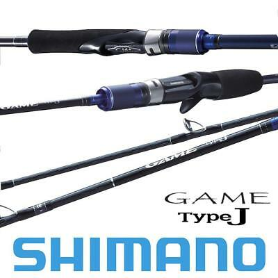 Shimano: Game Type J Rods Outdoor Fishing Hunting