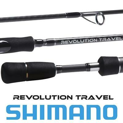 Shimano: Revolution Travel Rods Outdoor Fishing Hunting