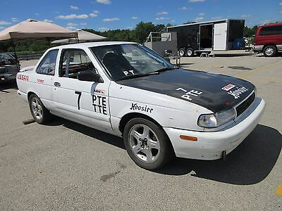1994 Nissan Sentra SE-R NASA PTE, TTE car WITH Legal Illinois Title in my name!