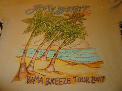 Jimmy Buffett Tour Shirt ( Used Size L ) Very Good Condition!!!
