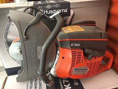 New Husqvarna K760 Cut Off Saw NEW  NEVER HAD GAS