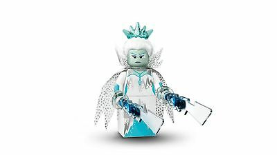 LEGO Series 16 Collectible Minifigures - Ice Queen (71013) Free Shipping, NEW