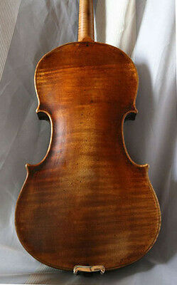 good Strad copy VIOLIN ca. 1850 --  great sound & playability - properly set up
