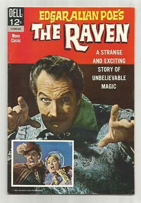 The Raven, Sept. 1963 - Dell Movie Classic