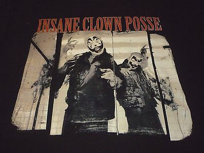 ICP Tour Shirt ( Used Size XL ) Nice Condition!!!