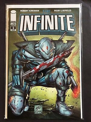 The Infinite #2 Todd Mcfarlane Variant ***nm***very Hard To Find****