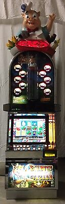 Slot Machine - King Of The Grill Touch Screen