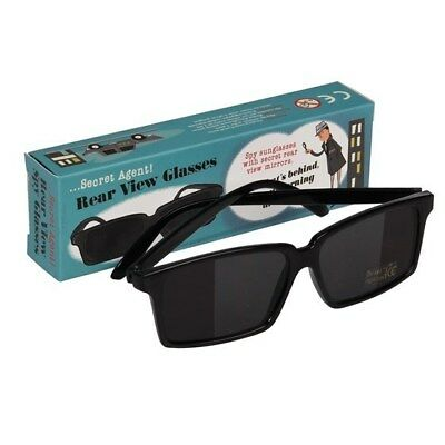 NEW Secret Agent Spy Glasses with Rear View Mirrors   Kids Detective   ihartTOYS