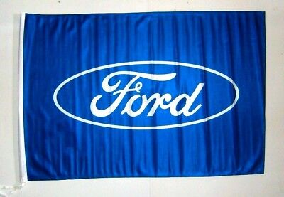 Ford Racing V8 Supercars brand new 60cm x 90cm flag for home bar, collector