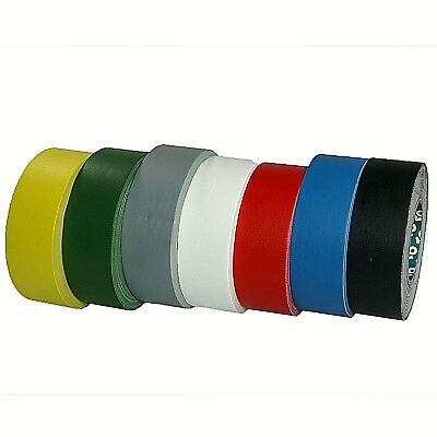 Advance AT159 Gaffa Tape Woven Tape Matte 50mm x 50m Duct Tape Adhesive Tape