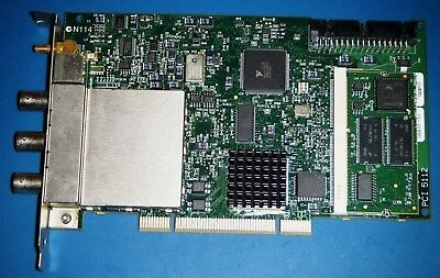 NI PCI-5112 2ch 100Mhz 8-Bit Scope Oscilloscope National Instruments *Tested*