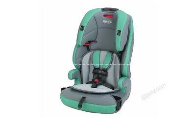 Graco Baby Tranzitions 3-in-1 Harness Booster Convertible Car Seat - NEW - Free