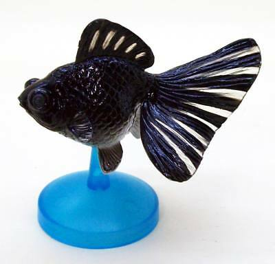 Goldfish heritage Figure Collection Black Butterfly Tail Goldfish US seller New