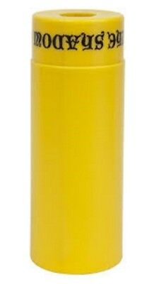 The Shadow Conspiracy Slicker Sleeve BMX Peg Cover Yellow
