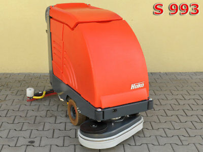 Hako Hakomatic B 655 Scrubber Dryer / Warranty / 1700£ 0% Tax
