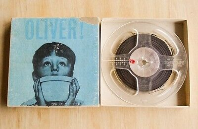 OLIVER! ~ WORLD RECORD CLUB~REEL TO REEL TAPE~New World Show Orchestra~TTP 151