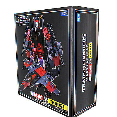 ! AU 100% Takara Tomy Transformers Masterpiece MP-11NT Japan Ver THRUST MIB