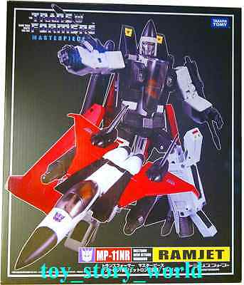 ! AU Takara Tomy Transformers Masterpiece MP-11NR RAMJET Japan Exclusive Ver.