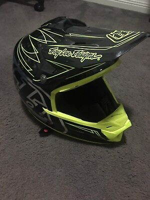 Troy Lee Designs MX SE3 Helmet