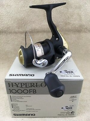 Shimano Hyperloop FB Spinning Reel Front Drag 1000FB 2500FB 4000FB 6000FB