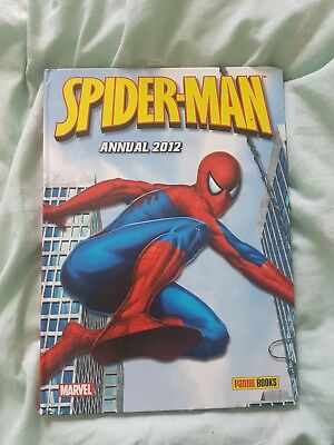 spiderman annual 2012